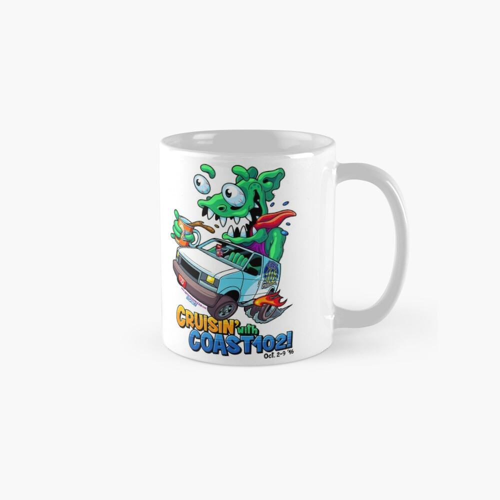 Cruisin' with Coast 102 - 2016 Mug