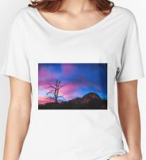 Sedona nights II Women's Relaxed Fit T-Shirt