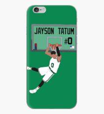 Jayson Tatum Dunk iPhone Case