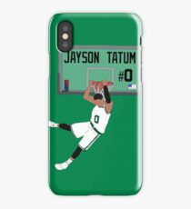 Jayson Tatum Dunk iPhone Case/Skin