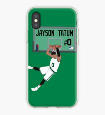 Jayson Tatum Dunk iPhone Case