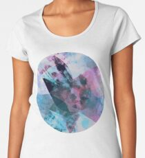 Precipice IV Premium Scoop T-Shirt
