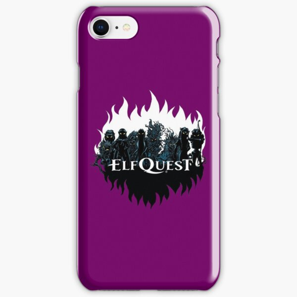 Elfquest: Trouble in the woods iPhone Snap Case