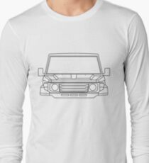 Toyota Land Cruiser 70 Series T-Shirt