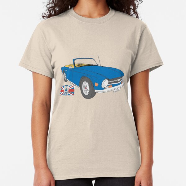 Triumph TR6 Classic T-Shirt