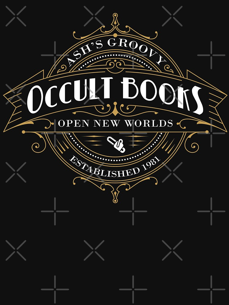 Ash's Occult Books by ninthstreet