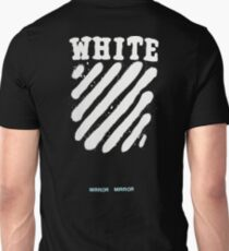 Off White Fan Art Stripes  T-Shirt