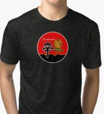 Shin Cup Tri-blend T-Shirt