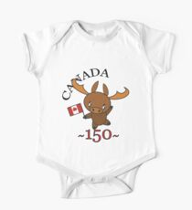 Canada 150 - Dancing Moose Kids Clothes