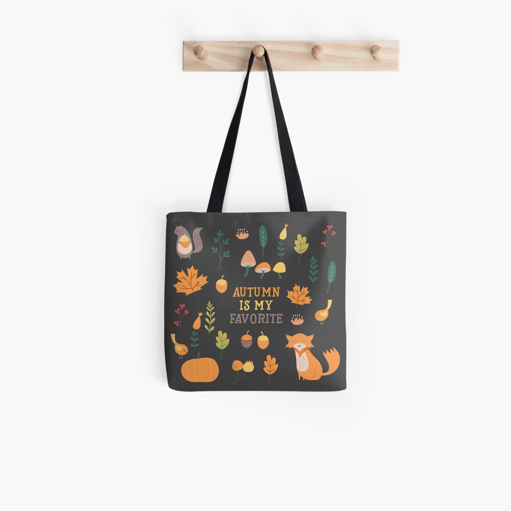 Autumn is my favorite Tote Bag