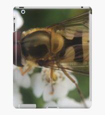 Beautiful Bee in Detail iPad Case/Skin