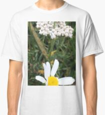 Daisy and Wildflowers Classic T-Shirt