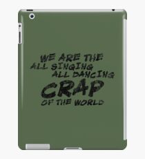 All Dancing iPad Case/Skin