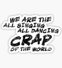 All Dancing Sticker
