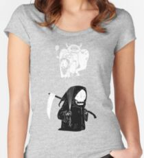 Soul Collector Women's Fitted Scoop T-Shirt