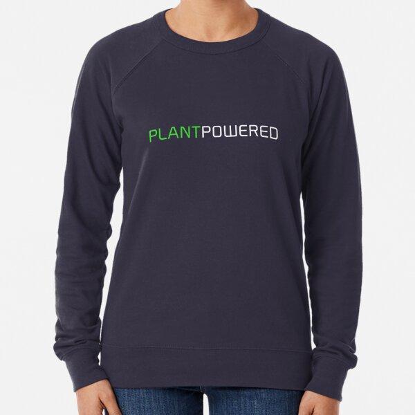 Plant Powered Vegan Lightweight Sweatshirt