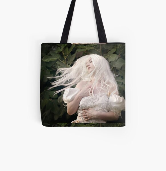 This Dying Body All Over Print Tote Bag