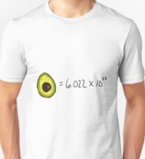 avacado's number T-Shirt