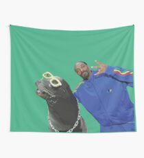 Snoop Dogg Wall Tapestry