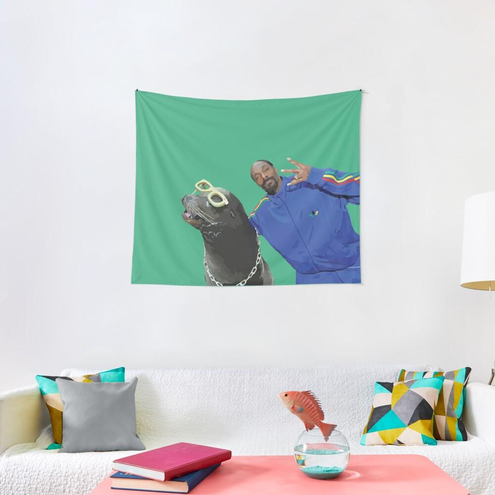 Snoop Dogg Tapestry