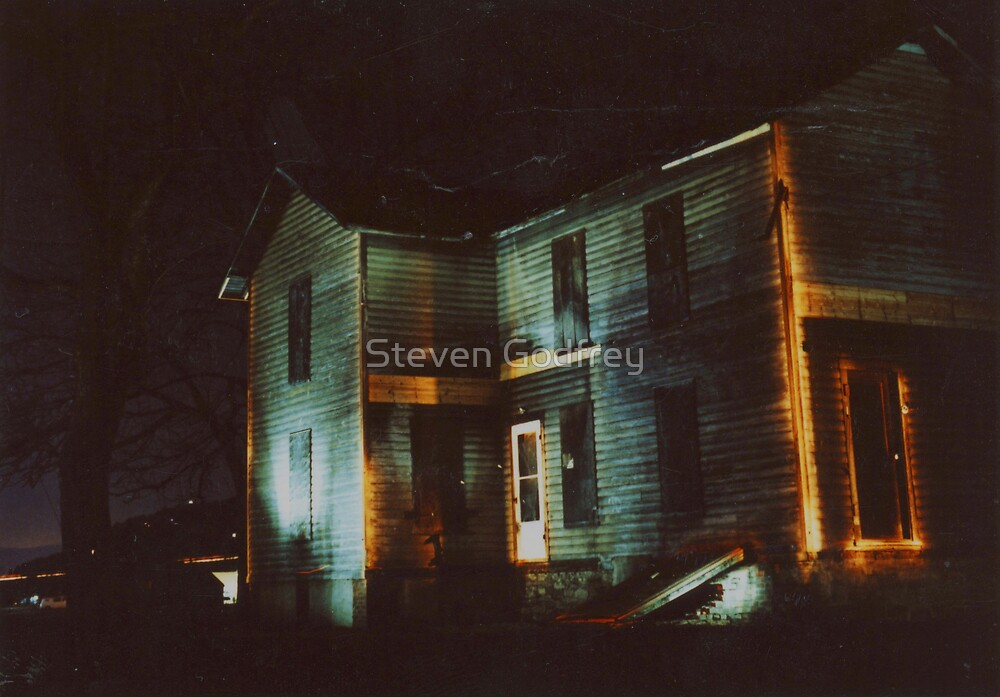 Old Man Crowley's House by Steven Godfrey