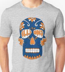 Illinois Skull Unisex T-Shirt