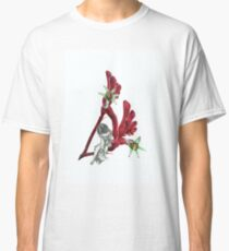 Nurtured By Kangaroo Paw Classic T-Shirt