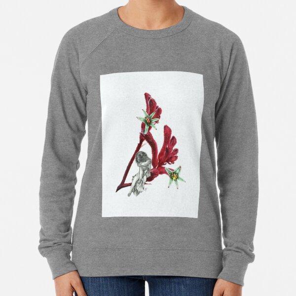 Nurtured By Kangaroo Paw Lightweight Sweatshirt