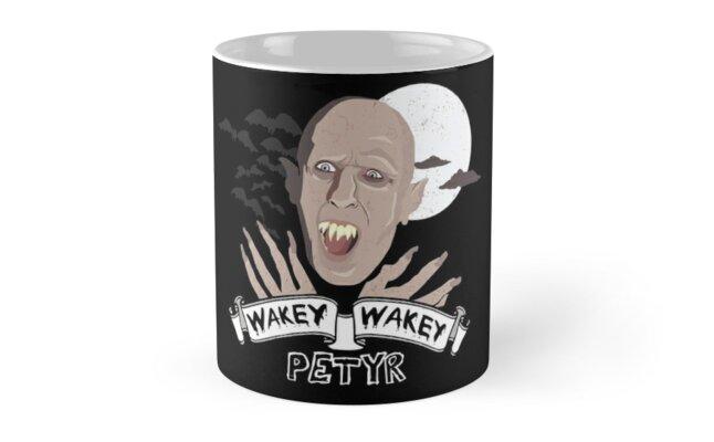 Wakey Wakey Petyr by madamebat