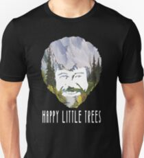 Bob Ross (BLACK SHIRT DESIGN!!!) T-Shirt