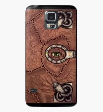The spell book Case/Skin for Samsung Galaxy