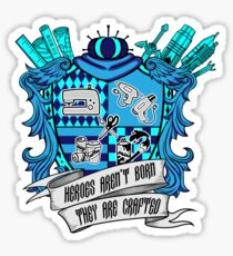 Cosplay - Coat of Arms Sticker