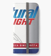 Natty Light iPhone Wallet/Case/Skin