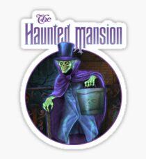 Hatbox Ghost Sticker