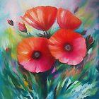 Poppies  by ArtOLena