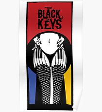 The Black Keys -  Howlin' for you Poster