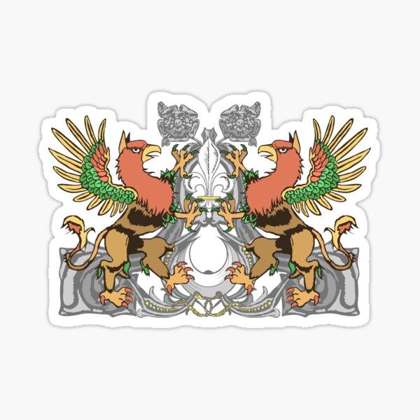 Imperial Griffins Sticker