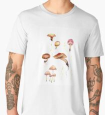 Mushroom Forest Men's Premium T-Shirt