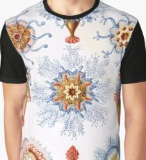 Siphonophorae - Art Forms of Nature Graphic T-Shirt