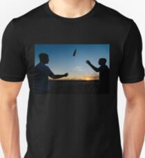Throw me a beer Unisex T-Shirt