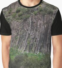 Organ Pipes National Park - Sunbury Graphic T-Shirt