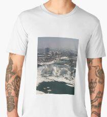 Niagara Falls Melting Men's Premium T-Shirt
