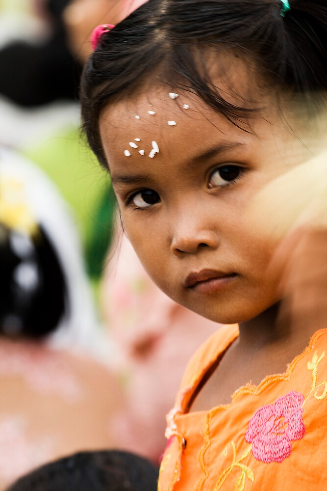 Bali girl by Amber Parsons