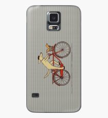 Dog & Squirrel are Friends Case/Skin for Samsung Galaxy