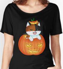 Lita Pumpkin Women's Relaxed Fit T-Shirt
