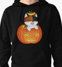 Lita Pumpkin Pullover Hoodie