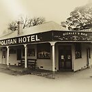 The Cosmopolitan Hotel - Trentham by Colin  Ewington