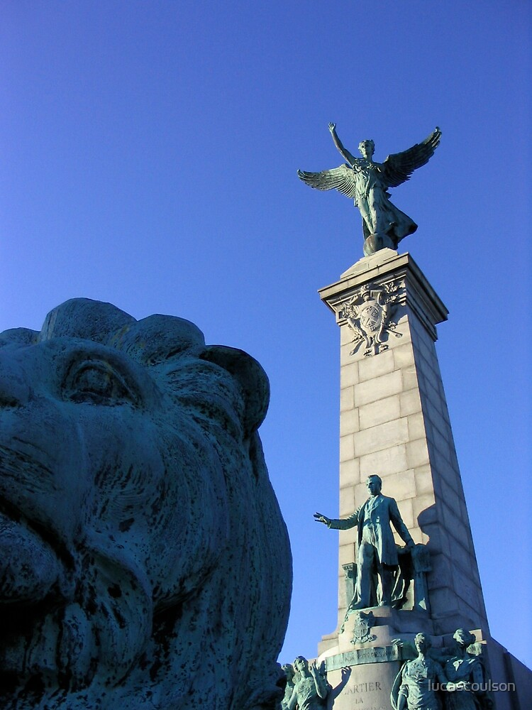"""""""Mont Royal Monument"""" by lucascoulson"""