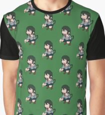 My Hero Academia Tsuyu Asui Graphic T-Shirt