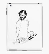 Stephen Sondheim Sketch iPad Case/Skin